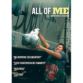 All of Me [DVD] USA import
