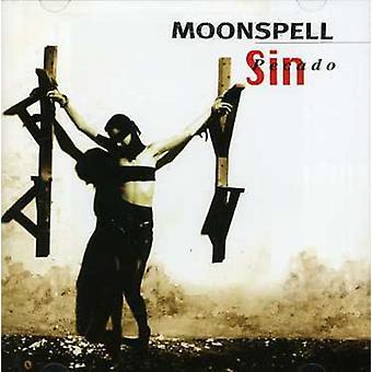 Moonspell - Sin Pecado [CD] USA import