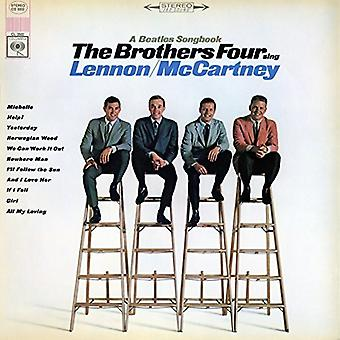 Brothers Four - Beatles Songbook: The Brothers Four Sing Lennon-Mc [CD] USA import