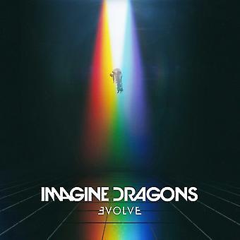 Imaginez des Dragons - évoluer importation USA [CD]