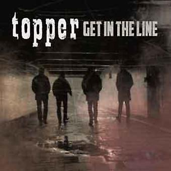 Topper - Get in the Line [CD] USA import