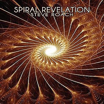 Steve Roach - Spiral Revelation [CD] USA import