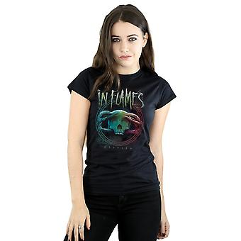 In Flames Women's Battles Circle T-Shirt