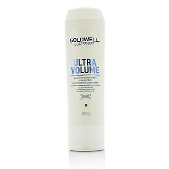 Goldwell Dual Senses Ultra Volume Bodifying Conditioner (volume For Fine Hair) - 200ml/6.7oz