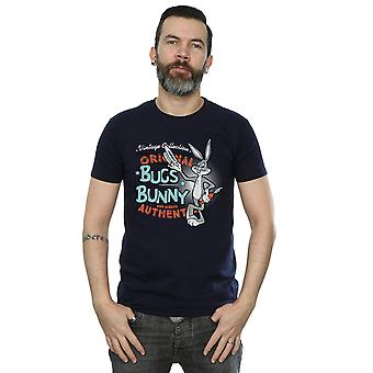 Looney Tunes Vintage Bugs Bunny-T-Shirt mannen