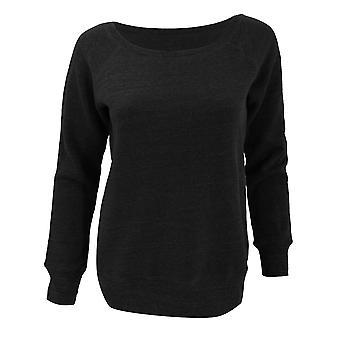 Bella dames/Womens Slouchy Wideneck ontspannen Fit Sweatshirt
