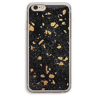 iPhone 6 Plus / 6S Plus caja transparente (suave) - terrazo N ° 7
