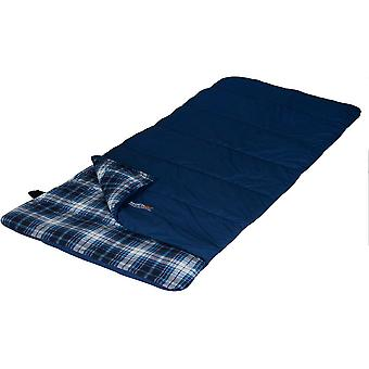 Regatta Bienna Single Soft Cotton Lined Rectangular Sleeping Bag