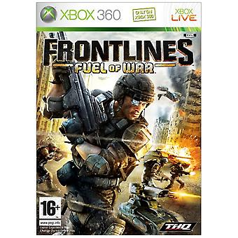 Frontlines Fuel of War (Xbox 360)-ny