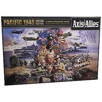 Axis och allierade Pacific 1940 andra upplagan brädspel
