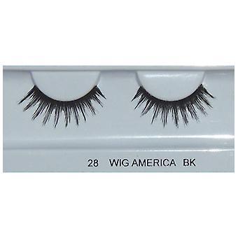 Pruik Amerika Premium valse wimpers wig487, 5 paar