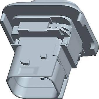 TE tilkobling Socket kabinett - PCB HDSCS, MCP totalt antall pinner 6 1-1670214-1-1 eller flere PCer