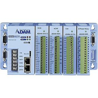 Advantech ADAM-5000L DA & C نظام إيثرنت مودبوس، RTU 12 V DC، 24 V DC