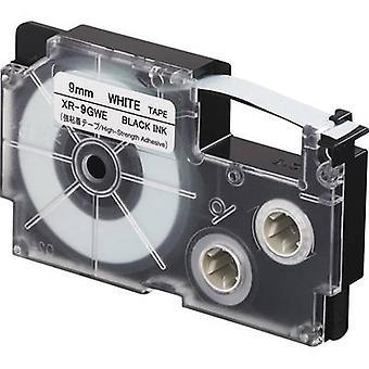 اللون كاسيو XR XR-9GWE الشريط الشريط (مادة لاصقة قوية إضافية) الوسم:
