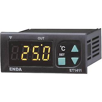 Enda ET2411-230-08 Temperature controller NTC -60 up to 150 °C 8 A relay (L x W x H) 71 x 77 x 35 mm