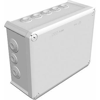 OBO Bettermann 2007109 Junction box (L x W x H) 240 x 190 x 95 mm Grey-white (RAL 7035) IP66 1 pc(s)