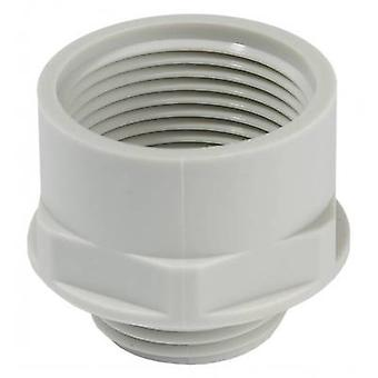 Wiska KEM 20/25 Cable gland extension M20 M25 Polyamide Light grey 1 pc(s)