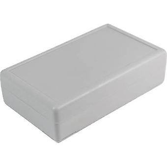 Axxatronic CRDCG0001-CON Gabinete universal 90 x 55 x 25 Acrylonitrile butadieno estireno cinza-branco (RAL 7035) 1 pc(s)