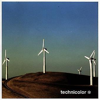 Technicolor - Normal Control Range: Bliss Out 16 [Vinyl] USA import