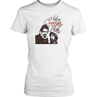 Ich habe einen listigen Plan - Baldrick Damen T Shirt