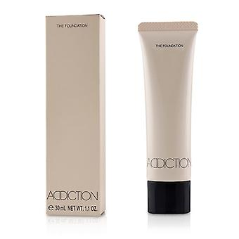 Addiction The Foundation Spf 12 - # 011 (warm Sand) - 30ml/1.1oz