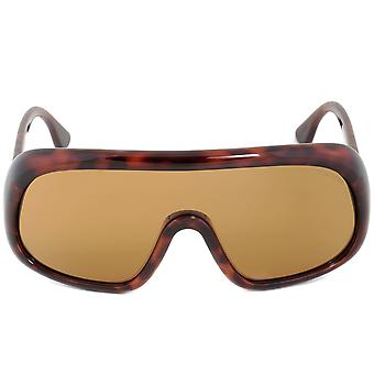 Tom Ford Sven Sonnenbrille FT0471 56E   Havanna-Frame   Leichte braune Linse