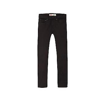 Levi's® Kinder 510 Skinny Fit Black Jean