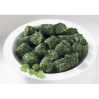 Greens Frozen Leaf Spinach Portions