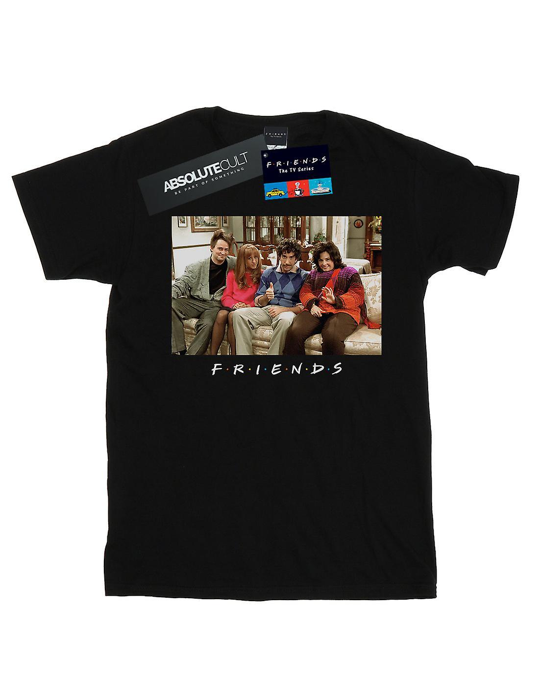 Friends Women's Retrospective Still Boyfriend Fit T-Shirt