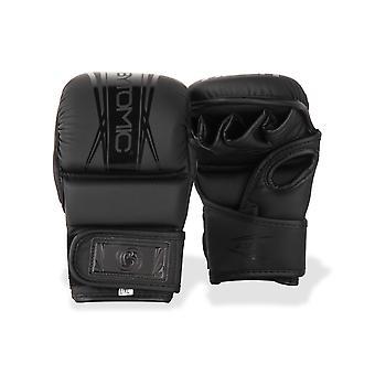 Bytomic akse V2 MMA Sparring handsker sort/sort