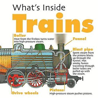 Trains by David West - 9781445146249 Book