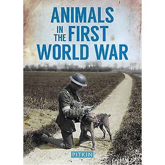 Djur i den första världen kriget av Peter Street - 9781841656885 bok