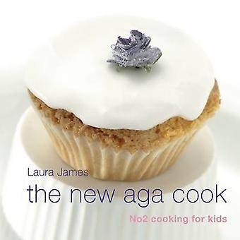 كوك أغا جديدة-الطبخ مع الأطفال لورا جيمس-بو 9781904573067