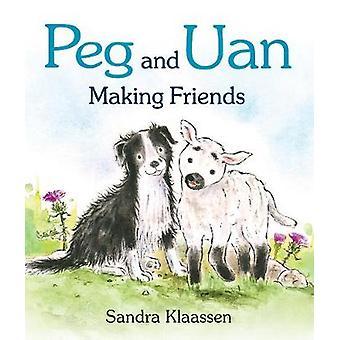 Pind og Uan - venner af Sandra Klaassen - 9781782504412 bog