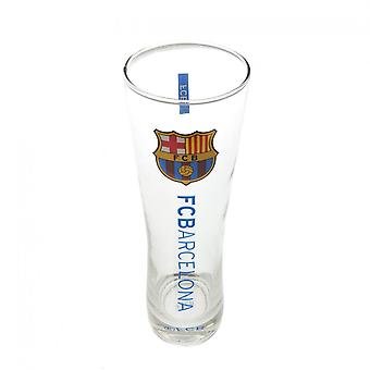 FC Barcelona Official Tall Beer Glass