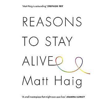 Gründe für lebendig (Main) von Matt Haig - 9781782115083 Buch bleiben