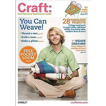 CRAFT: Volume 08: transforming traditional crafts: Transforming Traditional Crafts: v. 8