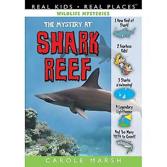 The Mystery at Shark Reef (Wildlife Mysteries)