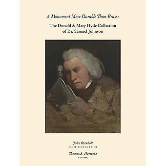 Denkmal haltbarer als Messing (Houghton Bibliothek Publikationen)