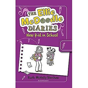 Les journaux de Ellie McDoodle: New Kid in School