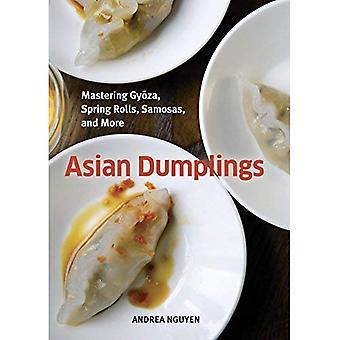 Aziatische Dumplings: Mastering Gyoza, loempia's, Pot Stickers en meer