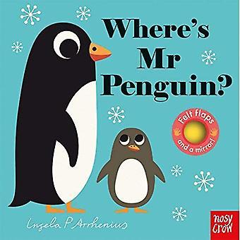 Hvor er Mr Penguin. av Ingela P Arrhenius