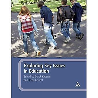 Verkennen van de kernpunten in het onderwijs