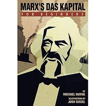 Marx's Das Kapital For Beginners (For Beginners (Steerforth Press))