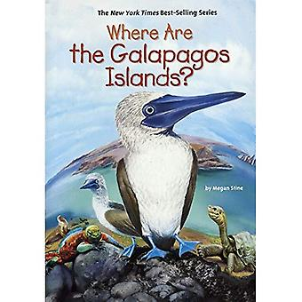 Where Are the Galapagos Islands? (Where Is...?)