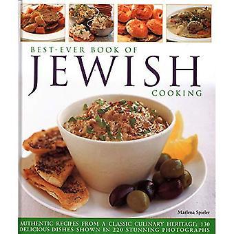 Beste ooit boek van Joodse koken: authentieke recepten uit een klassieke culinaire erfgoed: Delicious gerechten getoond in 220 prachtige foto's