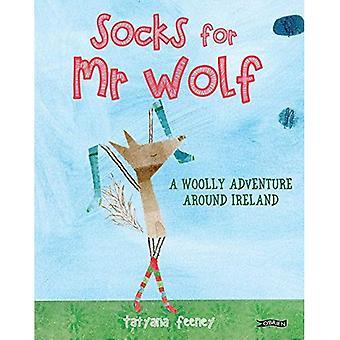 Chaussettes pour M. Wolf: une aventure laineuse autour de l'Irlande
