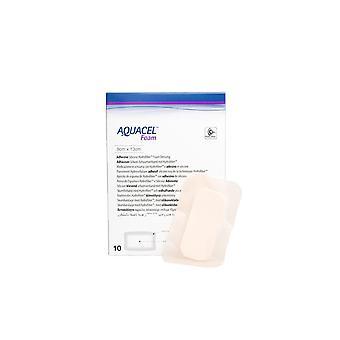 AQUACEL schiuma ADH 8X13CM 10 421149 pellicola schiuma
