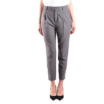 Red Valentino Ezbc026029 Women's Grey Polyester Pants