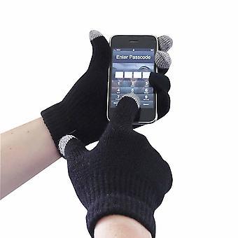 Portwest - Touchscreen Knit Glove Black XX3X
